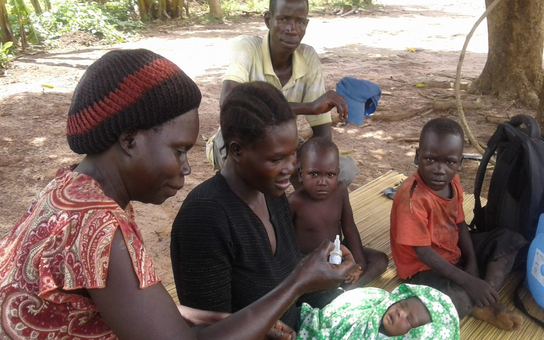 Two Kole Women Arrested For Shunning Polio Immunization