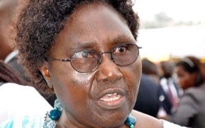 Dokolo Woman MP Vows On Vulnerable Persons' SAGE Age Ceiling