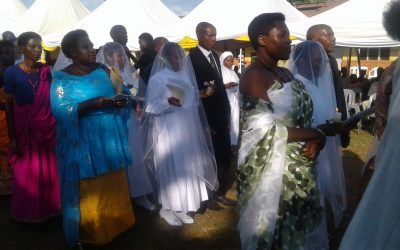 Excitement as 14 Former Novices From Missionary Sisters of Mary Mother of The Church take Vows of Rev Sr