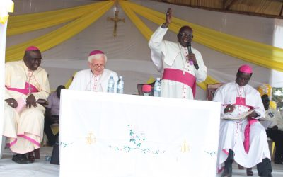 Archbishop Odama Appeals For Politics Of Harmony At 14th Provincial Peace Week