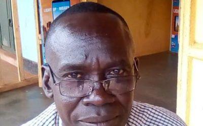 Kwania District Chairman Welcomes Bishop Lino Wanok To Aduku