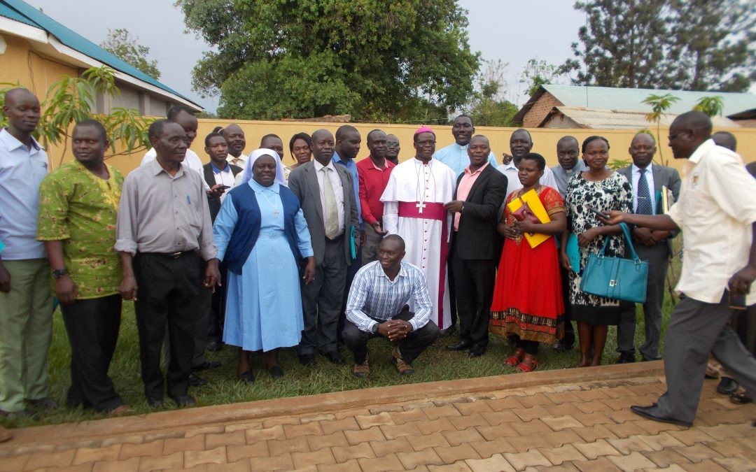 Call Made To Revive The National Catholic Teachers' Guild
