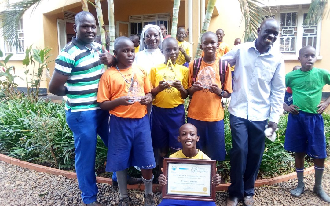 St Kizito PLE Candidates Get First Communion Ahead Of Exams