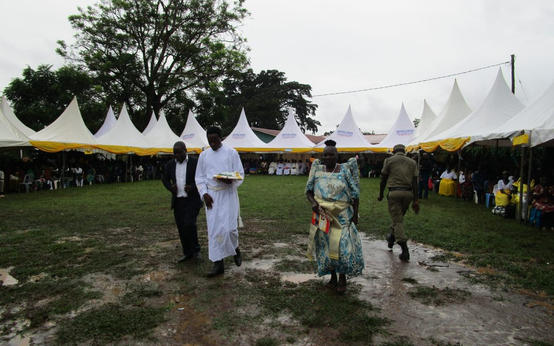 PICTORIAL: Lira Diocese Ordination of Six Priests And One Deacon