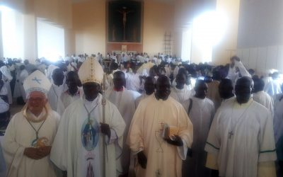 Lira Diocesan Catechists Pray For Their Departed Ones