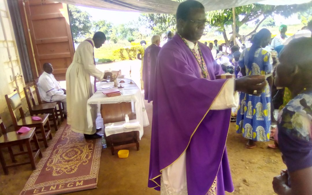Lira People Living With HIV/AIDs Celebrate End Of Year With Calls Of Hope