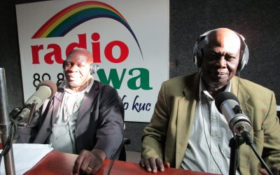 Lira's COBRA Crusade Hails Deputy Speaker Jacob Oulanya Speech On Corruption