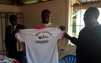 Bishop Wanok Calls For Unity, Reconciliation, Morality In Prayer For Uganda Martyrs