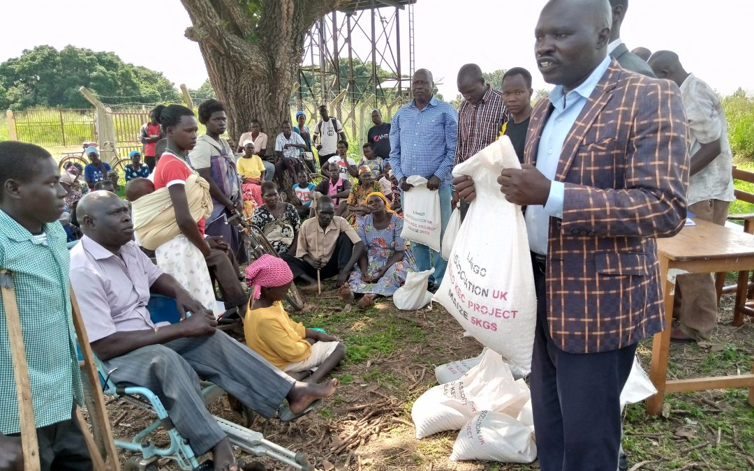 "Lango Association In United Kingdom Launches ""Dero Kec"" Seed Donation Project"