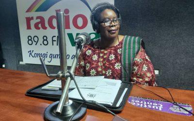 "Uganda's Envoy to Ethiopia Recalls Her Time in Radio Wa's ""Karibu"" Peace Program"