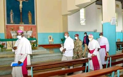 President Museveni Pledges More Support for Lira Cathedral Refurbishment