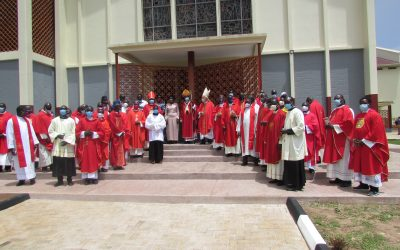 Archbishop Odama Appeals for a United Country during Elections