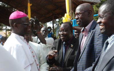 Bishop Sanctus Lino Wanok Calls For Exemplary Leadership