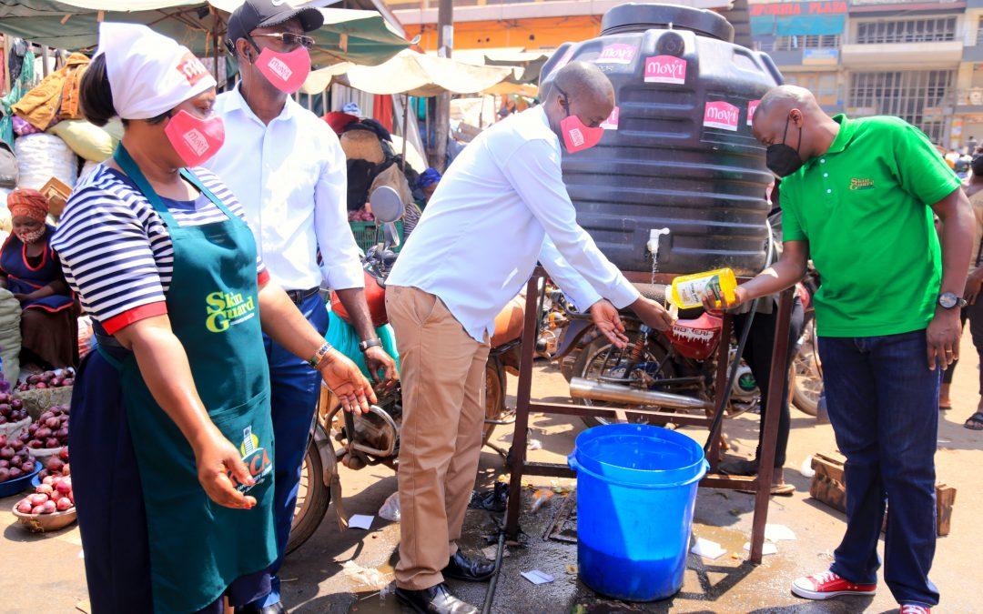 Movit Launches a Compassionate Fight Against Corona Virus