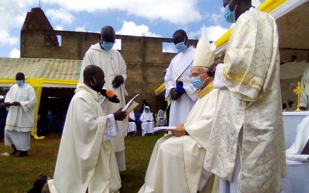 Lira Diocese Celebrates Feast Of Nativity Of Mary With Birth Of New Parish